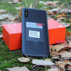 Xiaomi Redmi Note 6 PRO Global 3/32Гб Черный/Black
