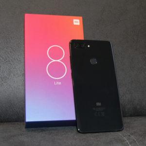 Xiaomi Mi 8 Lite Global 6/128Гб Черный/Black