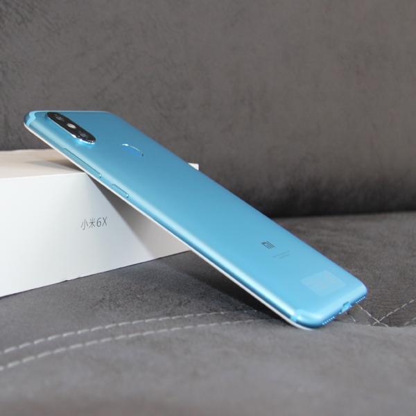 Xiaomi Mi 6X 4/64Гб Голубой/Blue