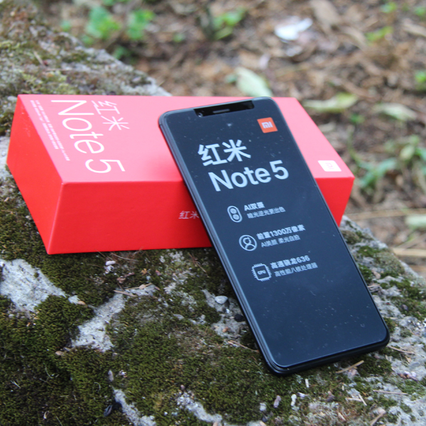Xiaomi Redmi Note 5 4/64Гб Черный/Black