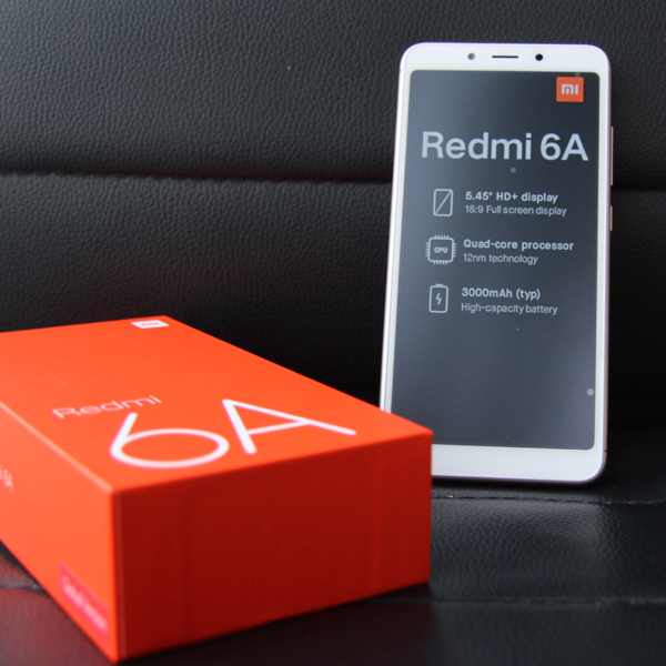 Xiaomi Redmi 6A Global 2/16Гб Золотой/Gold