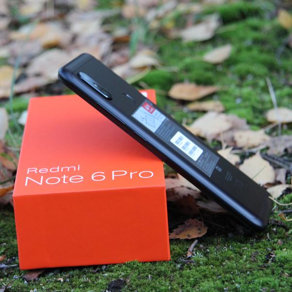 Xiaomi Redmi Note 6 PRO 4/64Гб Черный/Black