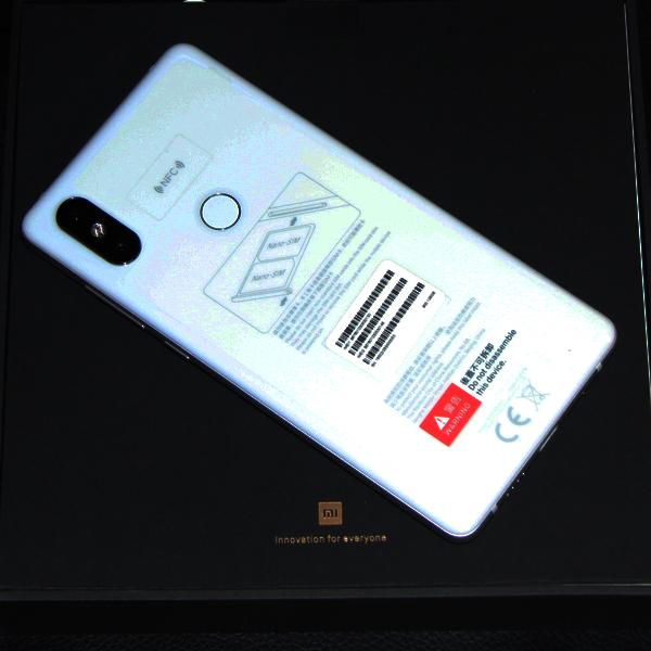 Xiaomi Mi Mix 2S 6/64Гб Белый/White