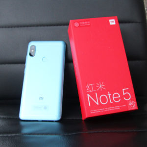 Xiaomi Redmi Note 5 3/32Гб Голубой/Blue