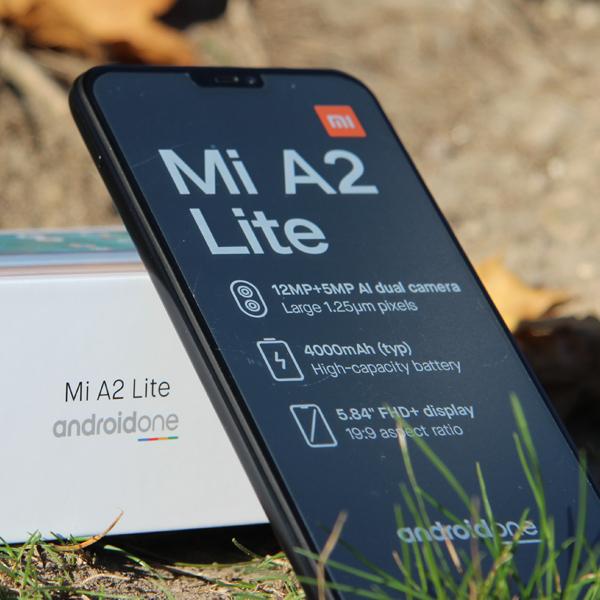 Xiaomi Mi A2 Lite 3/32Гб Черный/Black