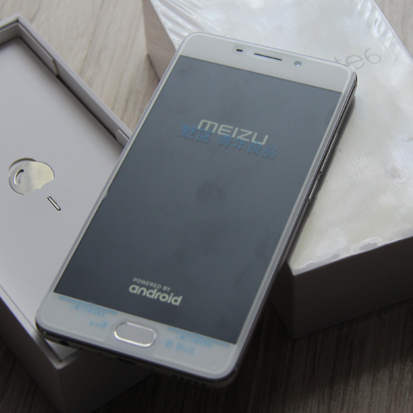 Meizu M6 Note 3/32Гб Серебристый/Silver