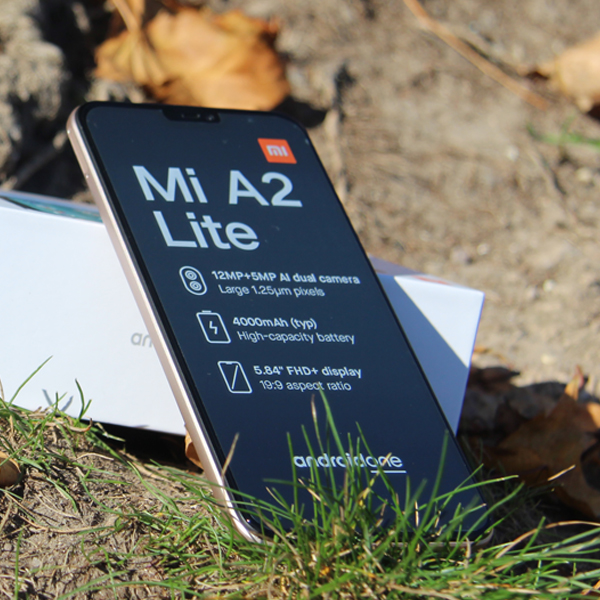 Xiaomi Mi A2 Lite 4/64Гб Золотой/Gold