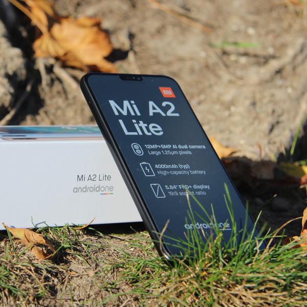 Xiaomi Mi A2 Lite 4/64Гб Черный/Black