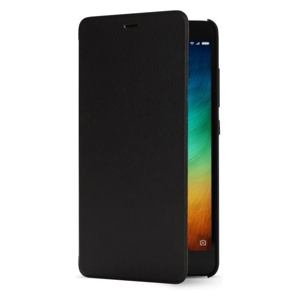 Магнитный чехол-книжка Xiaomi Redmi Note 3
