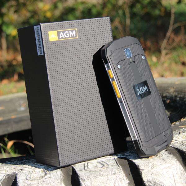 AGM A8 3/32Гб с NFC Пыле-влаго-ударо-прочный