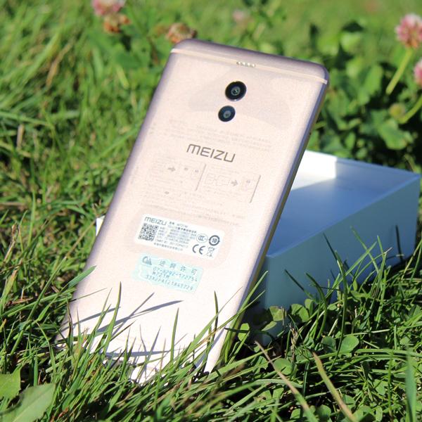 Meizu M6 Note 3/32Гб Золотой/Gold