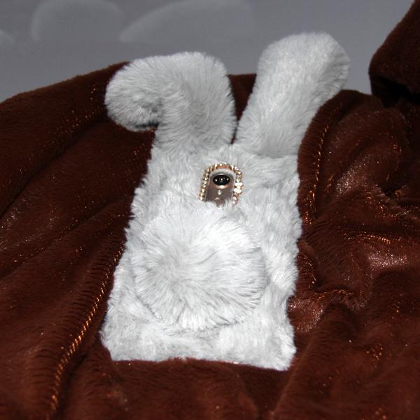 Накладка Faux Fur Rabbit для Xiaomi Redmi 5