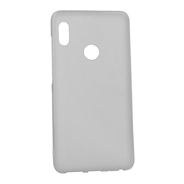 Чехол-бампер силиконовый для Xiaomi Redmi Note 6 PRO