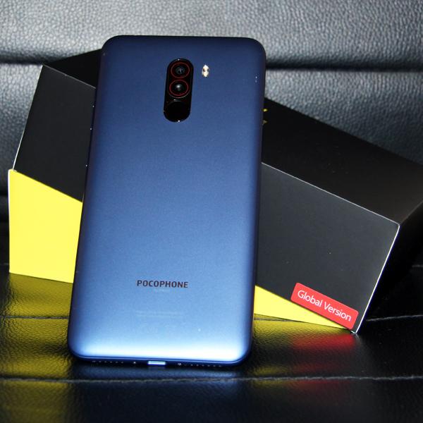Xiaomi Pocophone F1 6/64Гб Синий/Blue