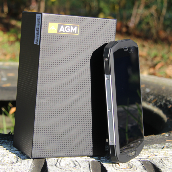 AGM A8 SE 2/16Гб Пыле-влаго-ударо-прочный
