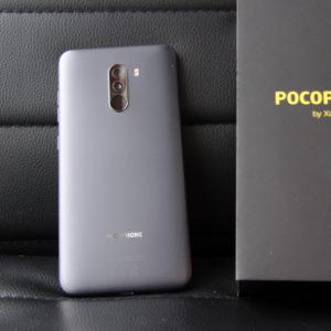 Xiaomi Pocophone F1 6/64Гб  Черный/Black