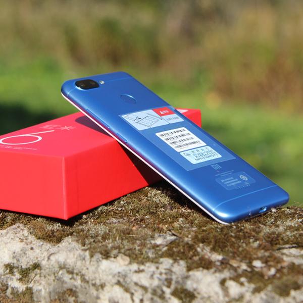 Xiaomi Redmi 6 4/64Гб Голубой/Blue